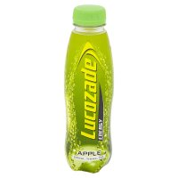 Lucozade energy apple
