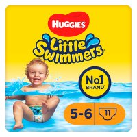 Huggies Little Swimmers Swim Pants, size 5-6, 12-18kg