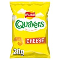 Walkers Quavers cheese single crisps