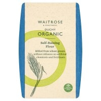 Duchy Originals from Waitrose Organic white self raising British flour