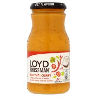 Loyd Grossman red Thai curry sauce