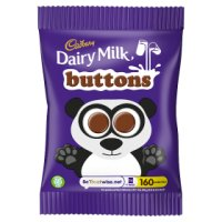 Cadbury Dairy Milk Buttons