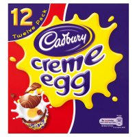 Cadbury Creme Egg 12 pack
