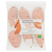 essential Waitrose sweet potatoes