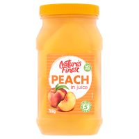 Nature's Finest Peach Slices (in juice)
