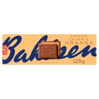 Bahlsen orange chocolate leibniz
