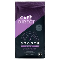 Café Direct Fair Trade medium roast coffee