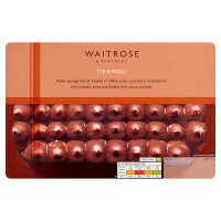 essential Waitrose tiramisu