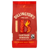 Billington's Fairtrade natural demerara sugar