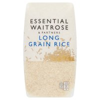 essential Waitrose long grain rice