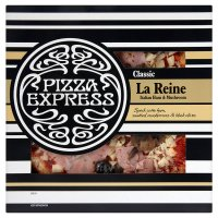 Pizza Express La Reine pizza