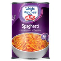 Heinz Weight Watchers spaghetti