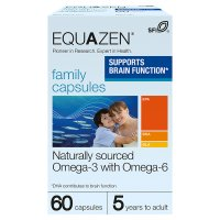 Equazen Family fish & primrose oil x 60