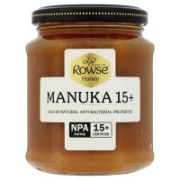 Rowse active 15+ manuka honey