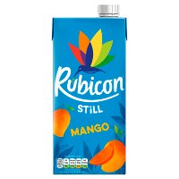 Rubicon Exotic mango juice drink