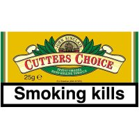 John Sinclair cutter choice tobacco