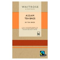 Waitrose Assam 50 tea bags
