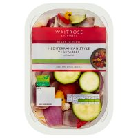 Waitrose ready to roast vegetable selection