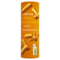 Waitrose mini breadsticks