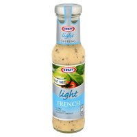 Kraft light French dressing