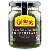 Colman's fresh garden mint concentrate