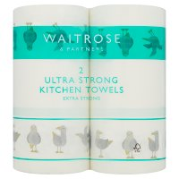 Waitrose Ultra Strong Kitchen Towels