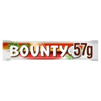 Bounty dark chocolate single bar