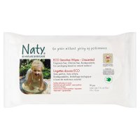Nature babycare eco sensitive wipes