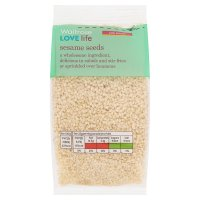 Waitrose LOVE life sesame seeds