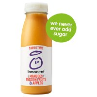 Innocent smoothie mango & passion fruit