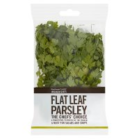 Waitrose Chefs' Ingredients flat leaf parsley large