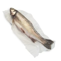Waitrose fresh whole English rainbow trout