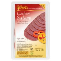 Kosher Gilbert's luncheon salami