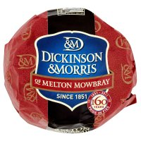 Dickinson & Morris Melton Mowbray pork pie