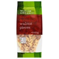Waitrose organic walnut pieces