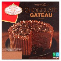 Coppenrath & Wiese chocolate gateau