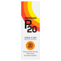 Riemann P20 once a day SPF20