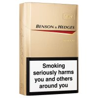 Benson & Hedges gold