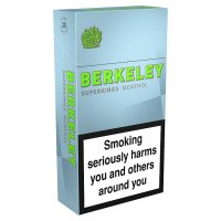 Berkeley superkings menthol