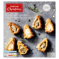 Waitrose Party 12 vol au vents