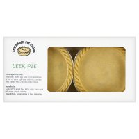 Harry Pie Store leek pie