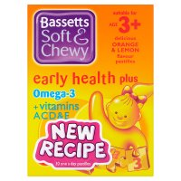 Bassetts early health plus orange
