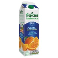 Tropicana Essentials calcium orange juice