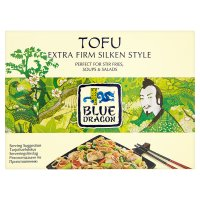 Blue Dragon tofu firm silken style