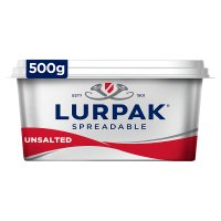 Lurpak butter unsalted spreadable