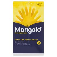 Marigold extra life medium gloves