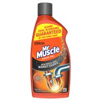 Mr Muscle sink & drain gel