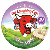 The Laughing Cow extra light, 8 triangles