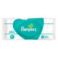Pampers Sensitive Refill 1x56 56 Wipes