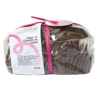 Honeyrose organic chocolate loaf cake